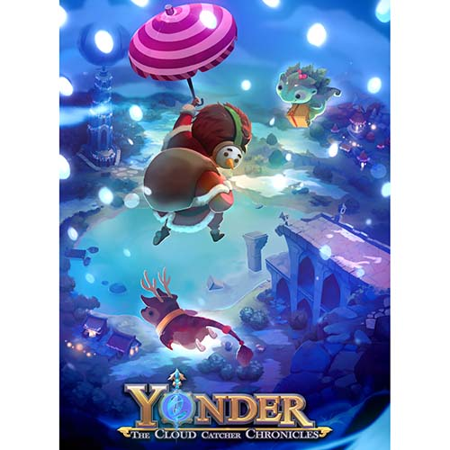 Yonder The Cloud Catcher Chronicles Knots That Bind